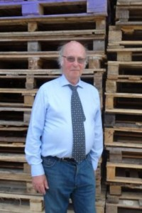 Bruce Rowlinson Director JBJ Pallets Ltd