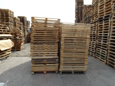 Pallet manufacturer and repairer Essex