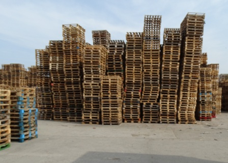 Pallet repair manufacture and buyer essex