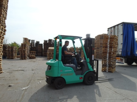 Staff JBJ Pallets ltd